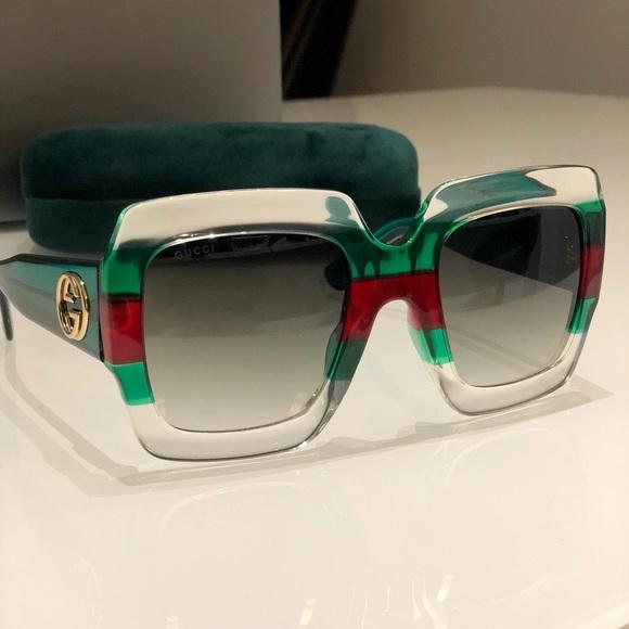 4e00e85ddf0b Gucci Accessories | Oversized Womens Sunglasses | Poshmark